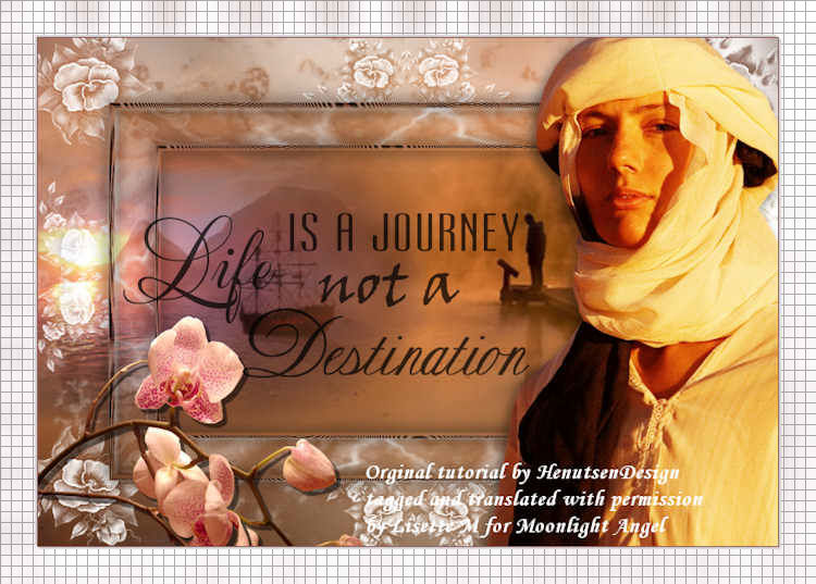 Life is a Journey Almonds Vertaling